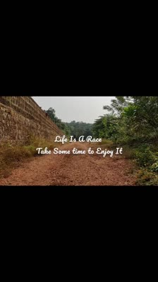 Life Is A Race  Take Some time to Enjoy It